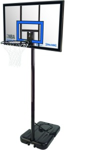 Basketballkorb: Spalding NBA Highlight Acrylic Portable