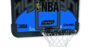 Spalding Basketballkorb NBA Highlight Backboard